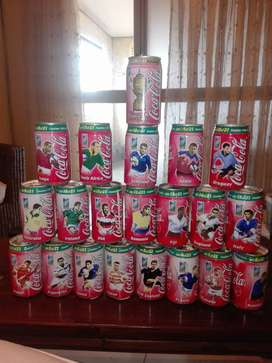 1999 Rugby world cup Coca-Cola collection