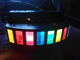 Chauvet triple derby disco lights