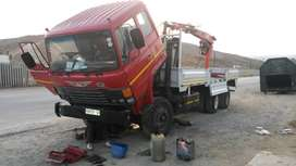 Hino 18 Ton double axle on sale in good condition