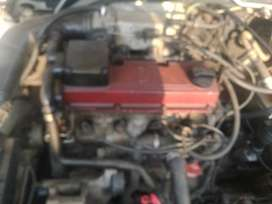 Needs a battery and clutch cable needs adjusting and coil and headligh