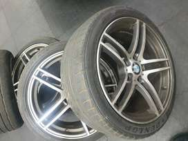 """19"""" BMW Mags"""