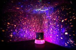 Проектор звездного неба Star Master ночник светильник с адаптером!