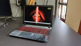 HP Limited Edition Star Wars Laptop