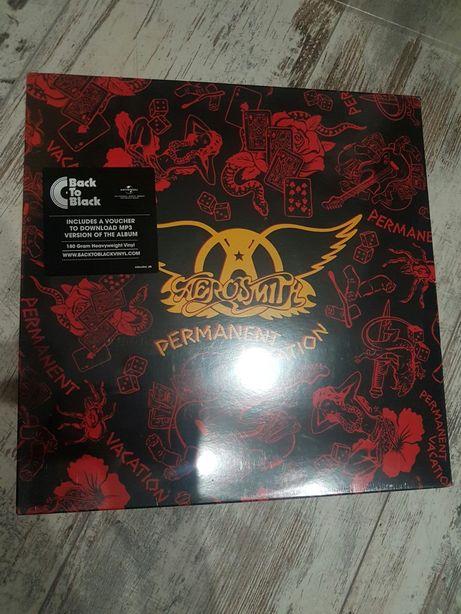 Aerosmith - permanent vacation 180gr vinyl new sealed Киев - изображение 2