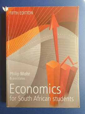 Economics for South African Students by P.Mohr & associates