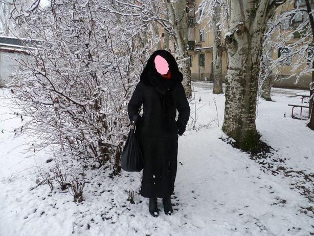 Дублёнка женская, натуральная, размер - 50-52. Николаев - изображение 1