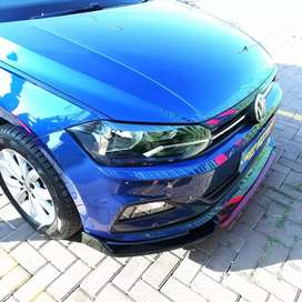 Polo 8 Front Lips