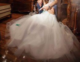 Продам дизайнерское свадебное платье! Торг!!!