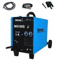 Migomat spawarka 200 IGBT 230V mma flux dostawa wysyłka