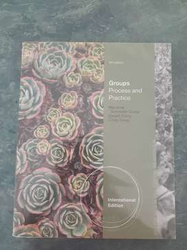 Groups Process and Practice by Corey psychology social work textbook