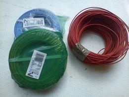 kabel przewód 1 x 1.5 do instalacji elektr.