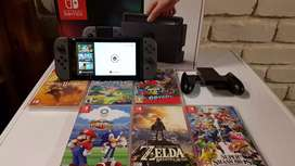 Nintendo Switch to swap