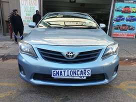 Toyota corolla quest 1.4 manual 2015 for SELL