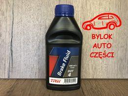 """TRW DOT4 płyn hamulcowy 500 ml """"Bylok Auto Części"""" Gliwice Zabrze"""