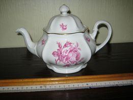 Чайник для чая большой. Bohemia. Фарфор.