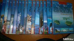 WIELKA Encyklopedia GEOGRAFII - Wydawnictwo OXFORD - 16 tomów