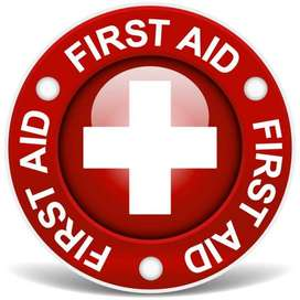 TRAIN FIRST AID LEVEL 1-3 AT AFFORDABEL PRICE