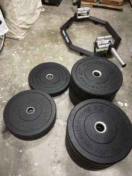 Olympic weight plates and more