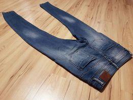 Spodnie damskie, jeansy rozmiar 26