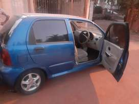 Chery qq 4 Cylinder Stripping for parts and accecssories