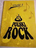 śpiewnik Polski Rock 5 na gitarę