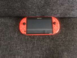 Psvita Sony with WiFi and game chip unchanted