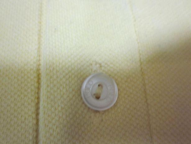 Ralph Lauren Polo T-Shirt męski roz. S kolor żółty Warszawa - image 4