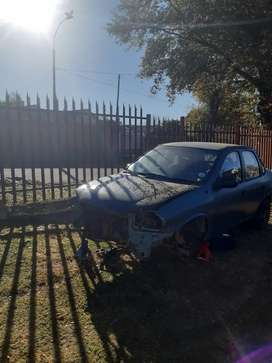 Opel  corsa car stripping for parts