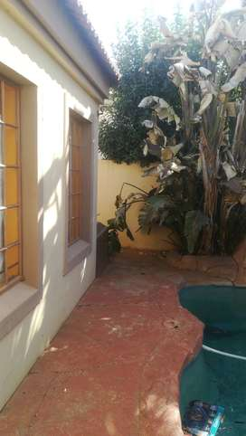 A four bedroom house with a flatlet