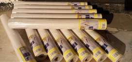 Croxley cover clear adhesive roll