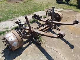 Volvo FH12 Truck Front Axle
