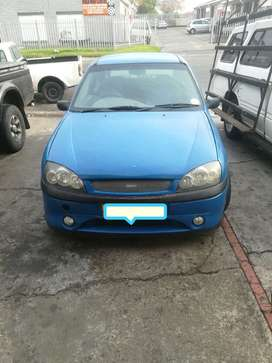 2007 Ford Fiesta 1.6 RSI with Rocam Engine