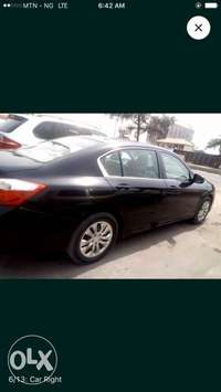 Honda Accord 2013 model. Full option. 0