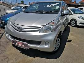 2014 MODEL TOYOTA AVANZA PRICED TO GO!!