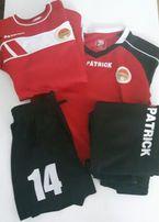 Komplet strój sportowy klubu Parasol XS PATRICK