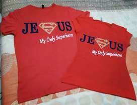 Quality T shirt and Clothes Printing