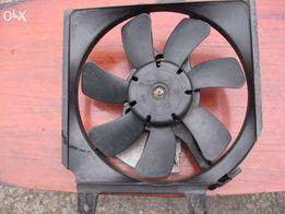 вентилятор и расширительный бачок бак дифузор кондиционер nissan almer