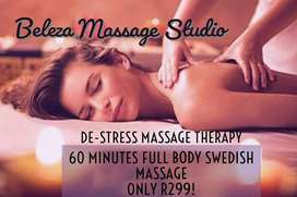 DE-stress full body massage