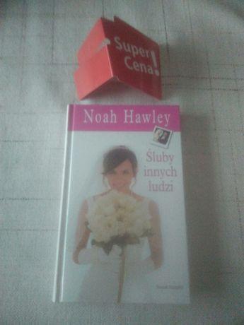 """książka """"śluby innych ludzi"""" Noah Hawley Sobótka - image 1"""