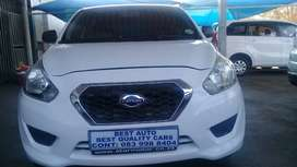 2015 Datsun Go 12 Engine Capacity with Manuel Transmission