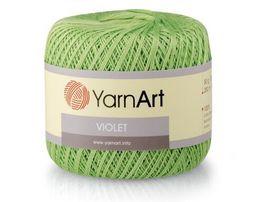 Турецкая пряжа YarnArt Violet коттон
