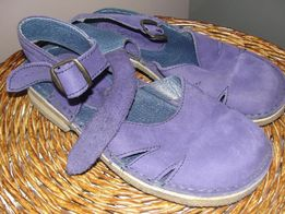 Sandałki sandały r.36 skóra