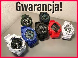 Wyprzedaż Z Gwarancją G-Shock Casio jak Ga100 High-End Moro