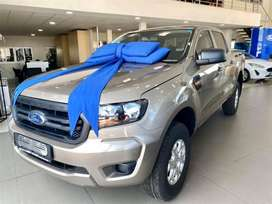 R20 000 CASHBACK on this 2021 Ford Ranger 2.2 TDCi XL D/C 4x2 AT