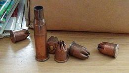 Строительно-монтажные патроны на базе гильзы 7,62 х 54.