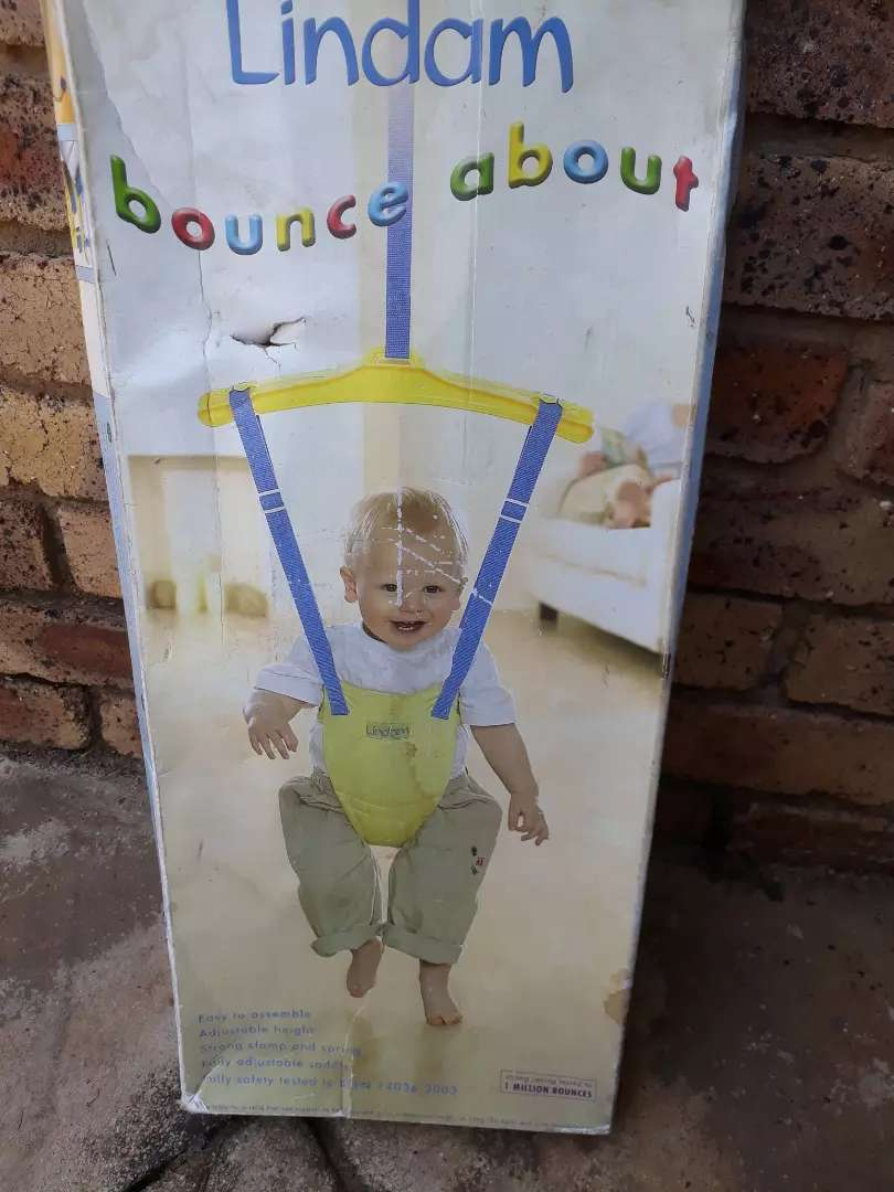 Lindam bounce about 0