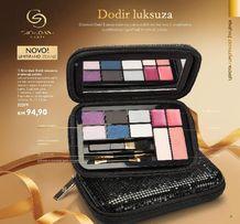 ORIFLAME Giordani Gold paleta do makijażu Luxury colour palette Wroc