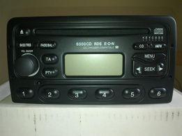 Radioodtwarzacz CD Ford model 6000 CD, działa tylko odtwarzacz CD