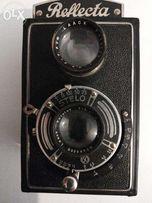 Фотоаппарат REFLECTA начало 1930 гг. немецкий антикварный