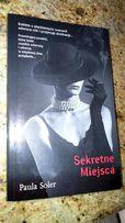 Książka – Sekretne miejsca – Paula Soler